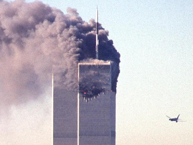 9/11 in 11 pictures
