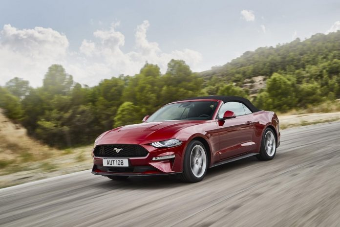 2018 Ford Mustang, 2018, Mustang, Ford, New Launch, Auto, NewsMobile, Mobile News, India