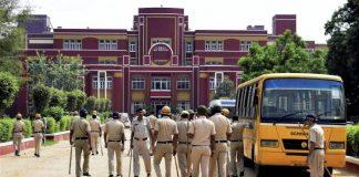 Ryan International School, LIVE updates, Gurugram, Delhi, parents, protest, justice, Bhondsi, 7 year old, murder, Bus Conductor,
