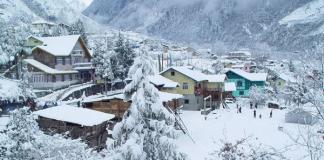 Snowfall, India, Snow, Winters, Travel, Travelling, Global Traveller, NewsMobile