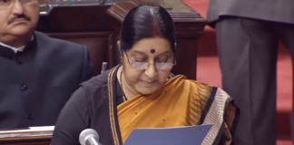 39 Indians, missing, Iraq, killed, Sushma Swaraj, Rajya Sabha, EAM, NewsMobile, Mobile News, India