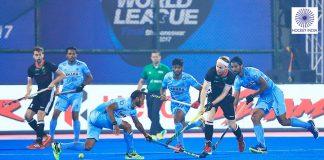 India, Germany, Hockey, World Hockey League, Rupineder Pal Singh, Bhubaneshwar, Australia, England, Belgium