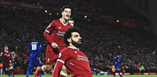 Mohamed Salah, Liverpool, Manchester City, Chelsea, Football, Premier League, Leicester City, Jamie Vardy, James Milner, Sadio Mane, Riyad Mahrez