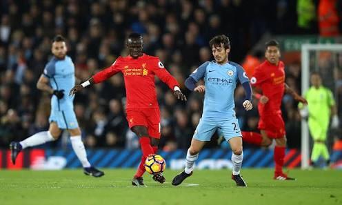 Liverpool, Sadio Mane, Manchester City, Anfield, football, premier League, Coutinho, Virgil van Dijk, Sterling, David Silva