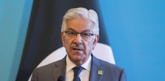 Islamabad, Pakistan, Pak Foreign Minister, Khawaja Muhammad Asif, India, Indian Army chief, GeneralBipin Rawat, Nuclear threat, Pak N threat, Nuclear threat to Inida, Inter-Services Public Relations, ISPR, Director General Major General Asif Ghafoor
