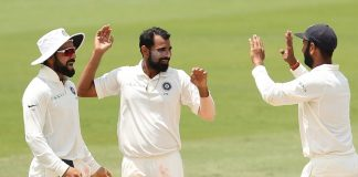 Shami's 3 quick wickets bring back India in game, SA's lead creeps to 201