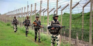 Infiltration, bid, foiled, India, Pakistan, border, NewsMobile, Mobile News, India