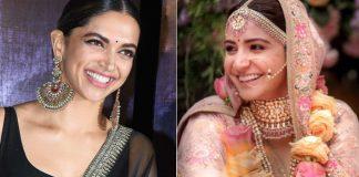 Deepika Padukone, Anushka Sharma, Sabyasachi Bride, Sabyasachi, Entertainment, Bride, NewsMobile