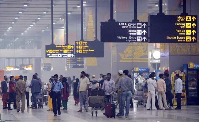Delhi airport, Indira Gandhi Airport, Grenade, Powerbank, GoAsia