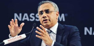 Salil Parekh, Infosys, Business, CEO, MD, Company, NewsMobile, Charge