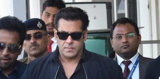 Salman Khan, Death, Face, Threat, Bollywood, Race 3, Race, Movie, NewsMobile