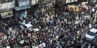 Traders Bandh, Strike, Delhi, Trade, Markets, Closed, Shut, CityScape, NewsMobile, Nation, Capital