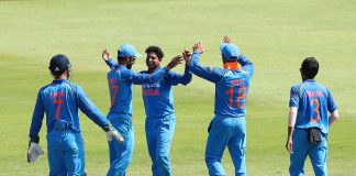Kuldeep-Chahal help India restrict South Africa to 269/8 despite Du Plessis' century