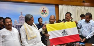 Karnataka, Flag, State, India