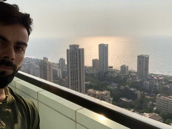 Virat Kohli, Anushka Sharma, Dreamy Home, Mumbai, Picture, NewsMobile, Mobile News,India