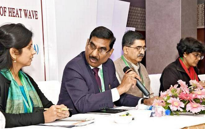 National Disaster Management Authority,RK Jain,NDMA, heat wave, thunderstorm, disaster management, planning ahead for summer
