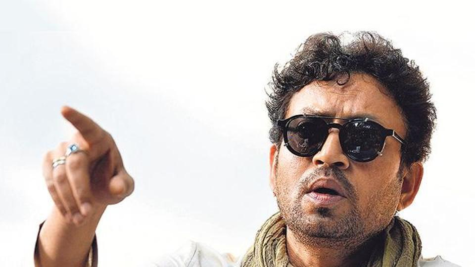 Irrfan Khan, Lords, Spotted, Bollywood, London, Tumour, NewsMobile, Mobile News, India
