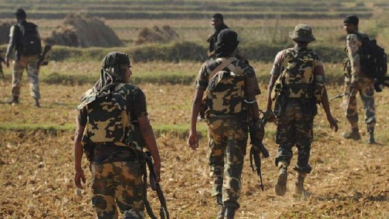 Six, Jharkhand, Jaguar Force, jawans, killed, landmine blast, Maoists, news Mobile, Mobile News, India