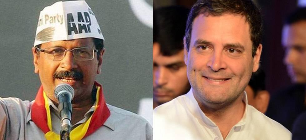 Aam Aadmi Party, AAP, Congress, Janata Dal (Secular), Prime Minister, Narendra Modi, Bharatiya Janata Party, BJP, Mahagathbandhan, Arvind Kejriwal, Ajay Maken, Rahul Gandhi,