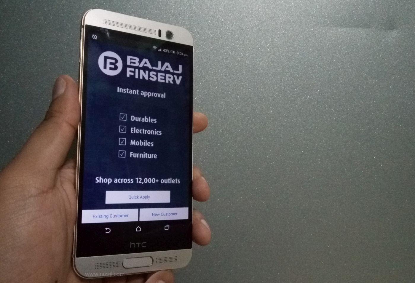 Bajaj Finserv, announce, special cashback, offers, EMI store, Business, NewsMobile, Mobile News, India
