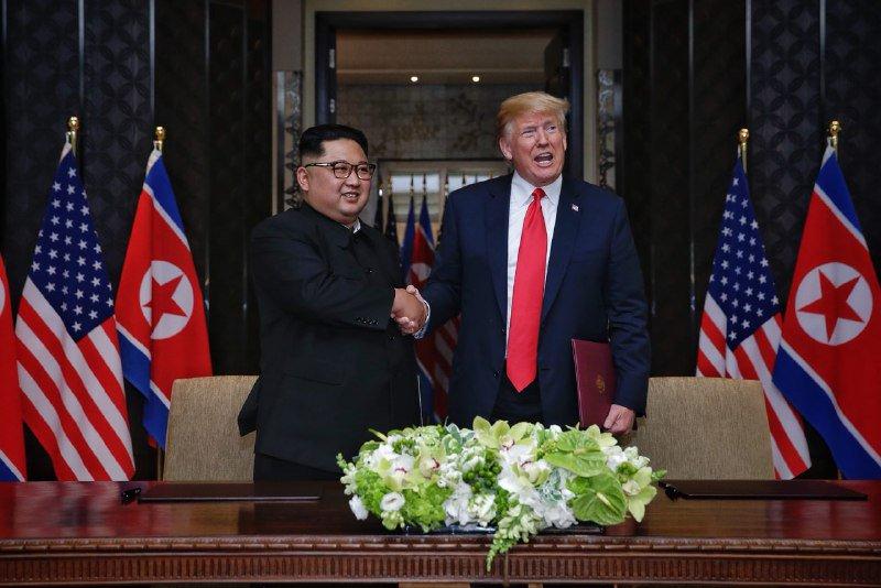 United States, Donald Trump, North Korea, Kim Jong Un, second, summit, February, End, Nuclear, NewsMobile, Mobile, News, India, World
