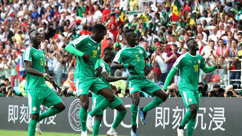 FIFA, World Cup, 2018, Senegal, stun, Poland, 2-1, Football, NewsMobile, Mobile News, India, Sports