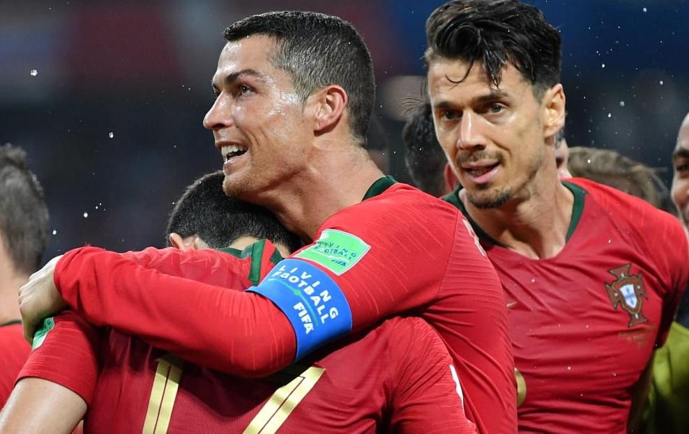 FIFA, World Cup, 2018, Portugal, Morocco, NewsMobile, Mobile News, Sports, Football, NewsMobile, Mobile News, India