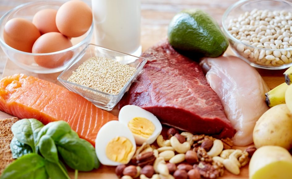 High protein diet is healthy for the body