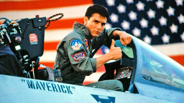 Tom Cruise's Top Gun 2 filming begins