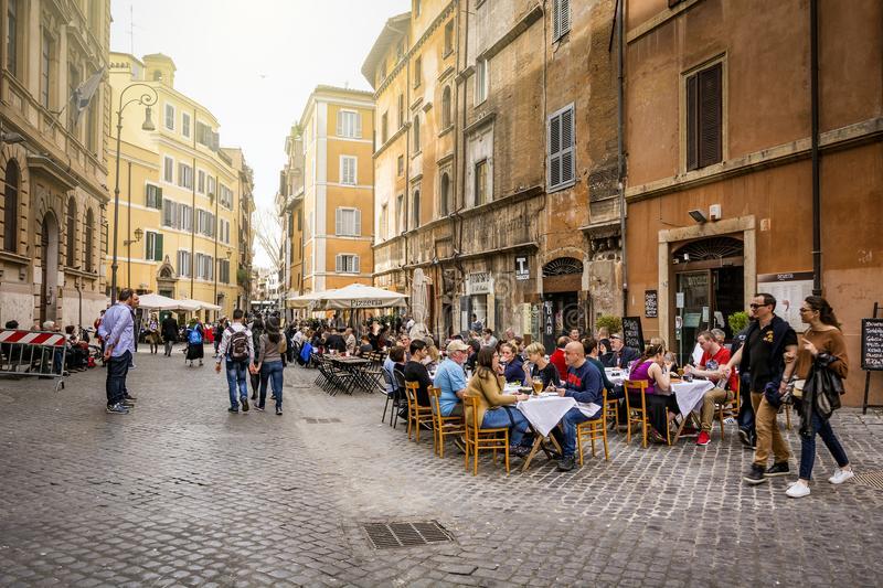 Rome, Italy, local cuisine, Jews in Rome, Vatican, Pope, Hitler, Nazis, Jewish Ghetto, Via del Portico d'Ottavia, Taverna del ghetto, Nonna Betta, Giggetto, Sora Margherita