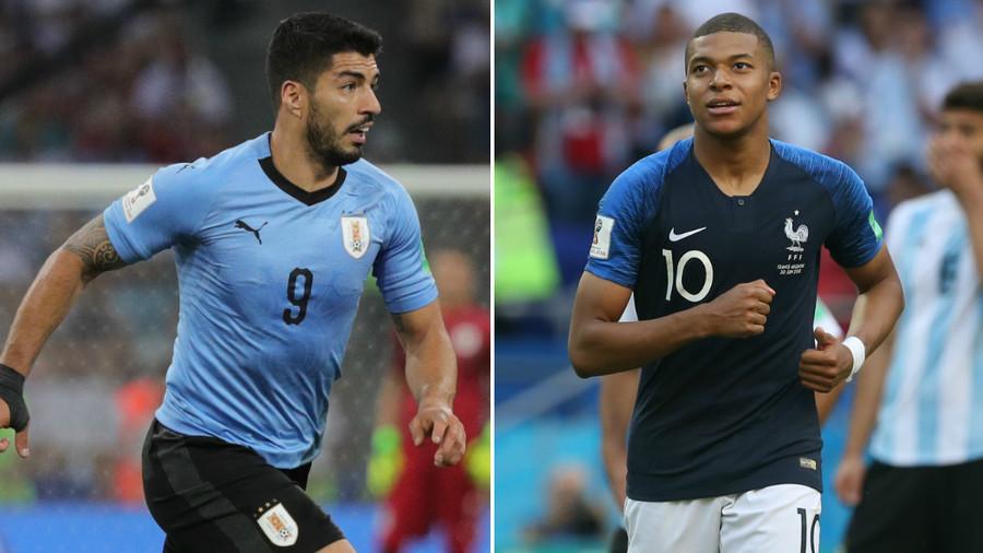 FIFA, 2018, Uruguay, France, roar, World Cup, Russia, Sports, Football, NewsMobile, Mobile news, India