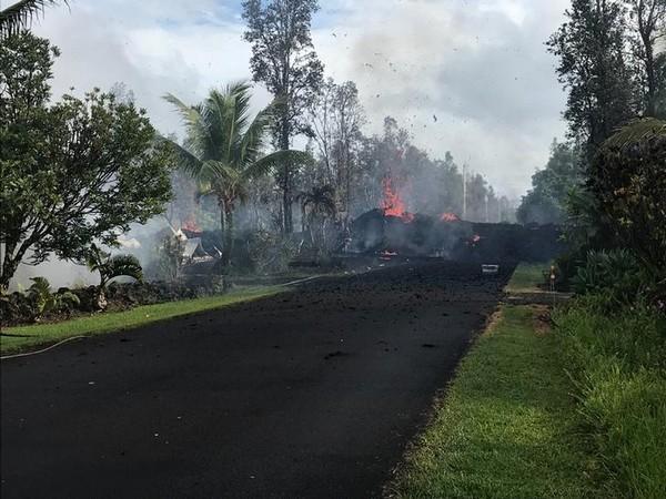 Kilauea, volcano, spew, lava, News for Kids, Kids News, News, India, Newsmobile, Mobile News, India