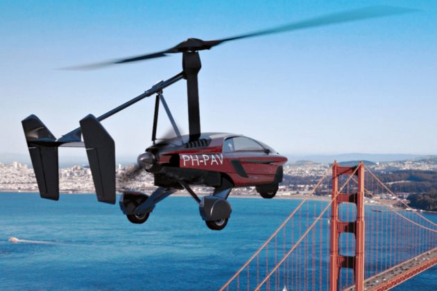 World first, production, flying car, debut, Farnborough International Airshow, England, NewsMobile, Mobile News, India