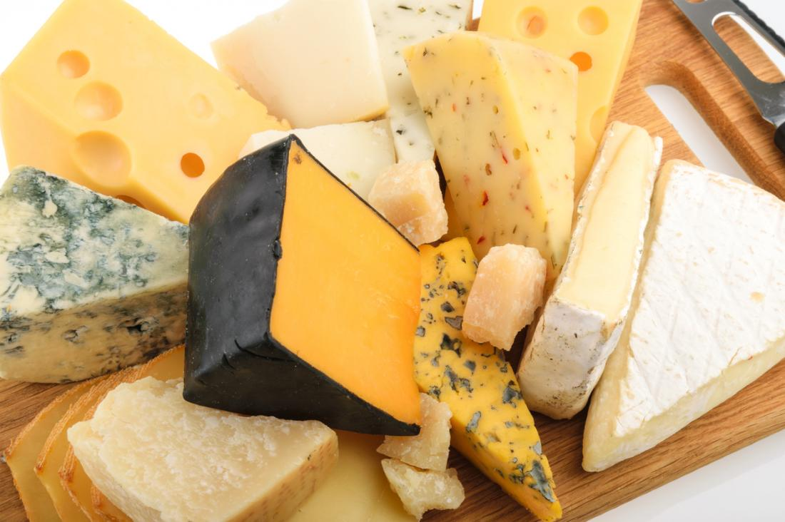 Cheese is healthy and can be eaten everyday