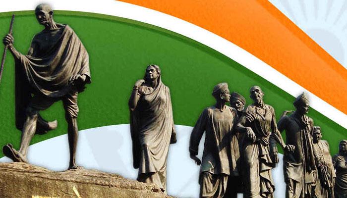 73rd Independence Day, India, Narendra Modi, Red Fort, British freedom struggle, Lal bahadur Shastri, Gandhiji, Subhash Chandra Bose, Bhagat Singh, freedom fighters,NewsMobile