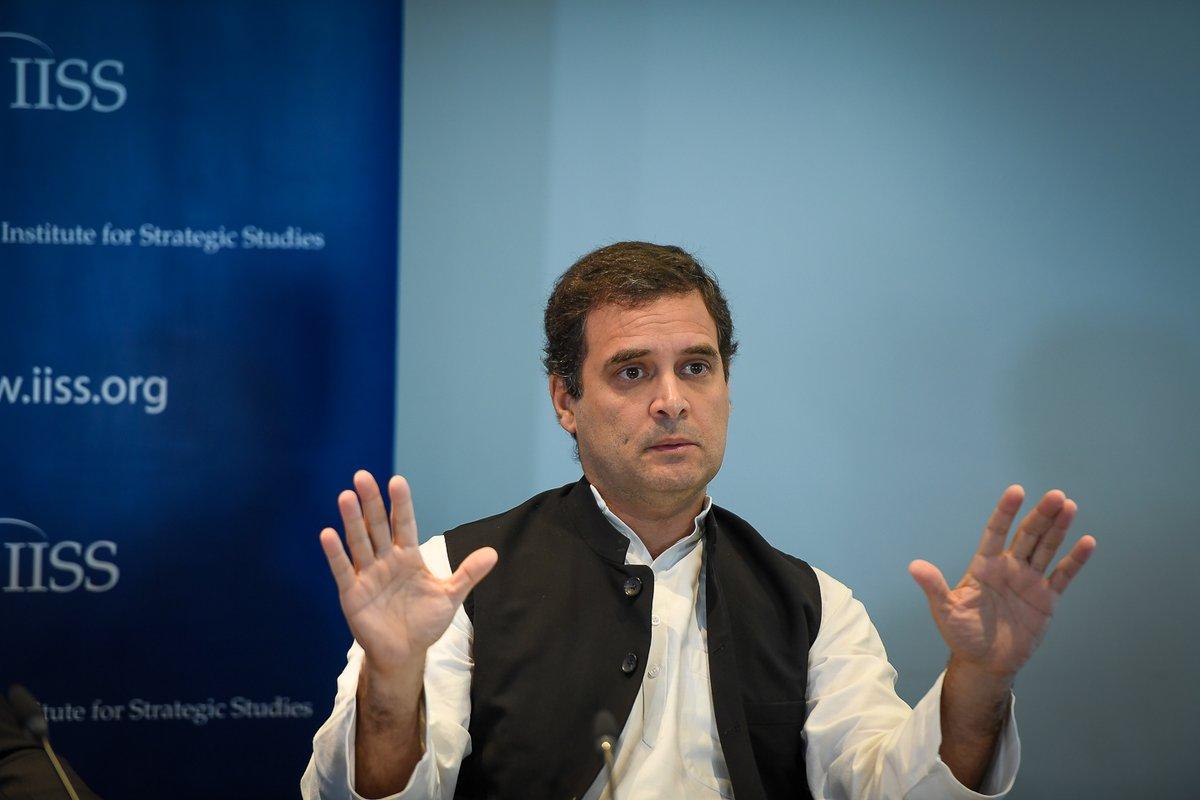 Chinese, Doklam, RaGa, target, PM Modi, London, Prime Minister, Narendra Modi, NewsMobile, Mobile News, India