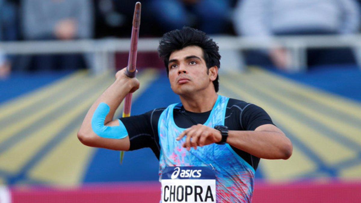 Neeraj Chopra, shine, Asiad, win, 1st, javelin, gold, India, Asian Games, 2018, NewsMobile, Mobile News, India