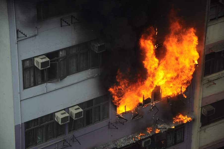Fire, Building, Safety, Tips, Firefighters, Alarm, NewsMobile, Mobile News, India