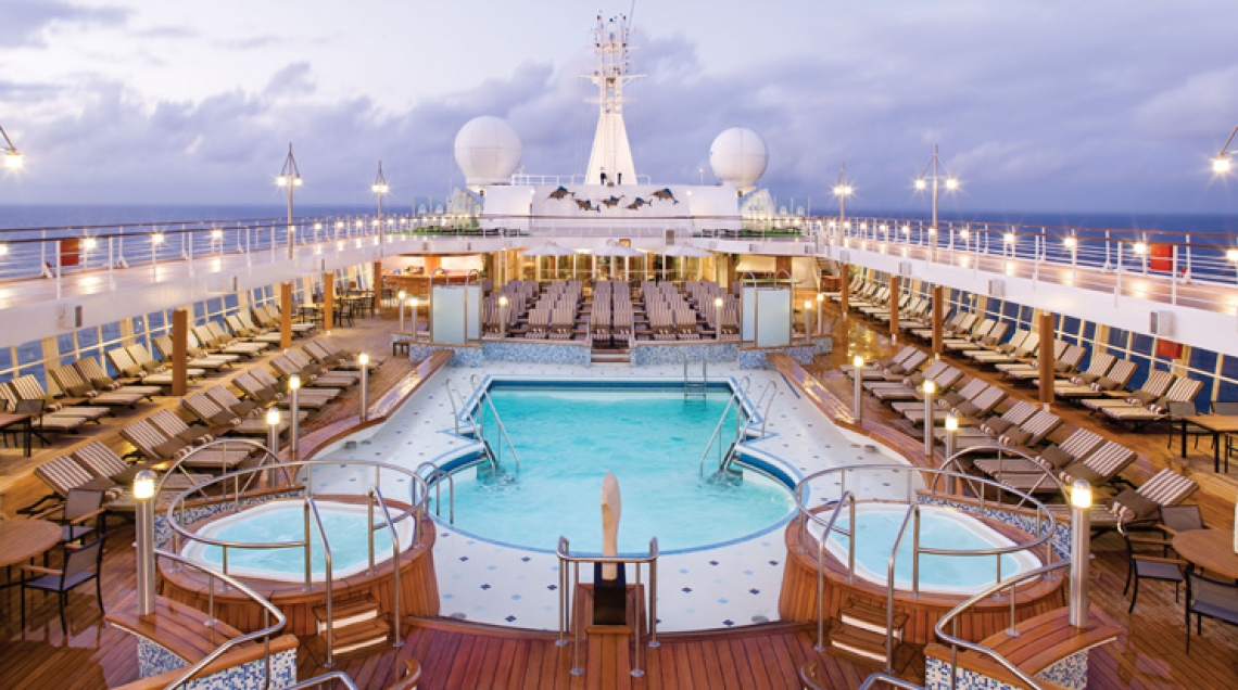 117 days, 56 world heritage sites, 6 continents is what this new cruise will offer
