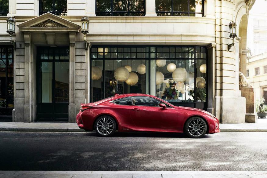 Lexus, two, cars, 2018, Paris Motor Show, NewsMobile, cars, Auto, Mobile News, India, Japan, France
