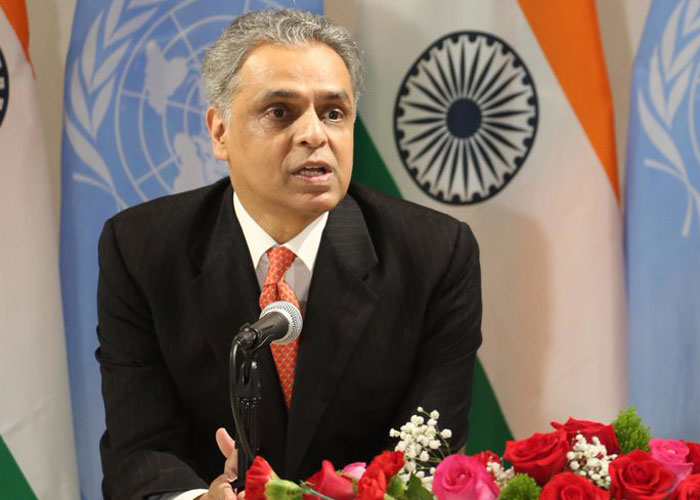 Jammu and Kashmir, India, Pakistan, United Nations, Syed Akbaruddin, Ambassador, New York, NewsMobile, Mobile News, India