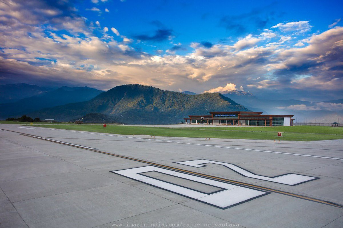 runways, flight tarmac, compass, runway numbers, travel and transport, India, airports, airport control authorities,