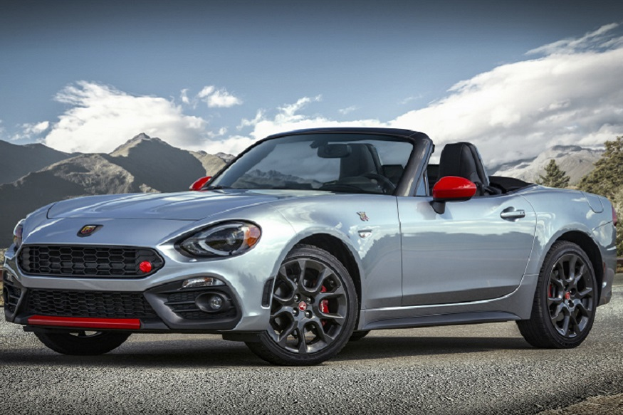 Fiat, 2019, 124 Spider, exhaust system, NewsMobile, Auto, Cars, Mobile News, India
