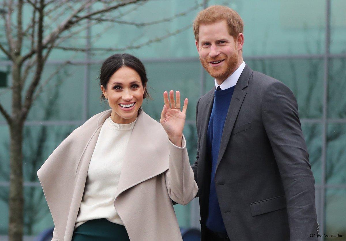 Royal family, ecstatic, spring, blossom, Duke, Duchess, Sussex, Meghan Markle, Prince Harry, NewsMobile, Mobile News, India