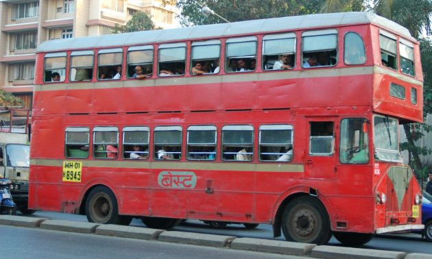 Mumbai's double-decker buses to get off the roads by 2023