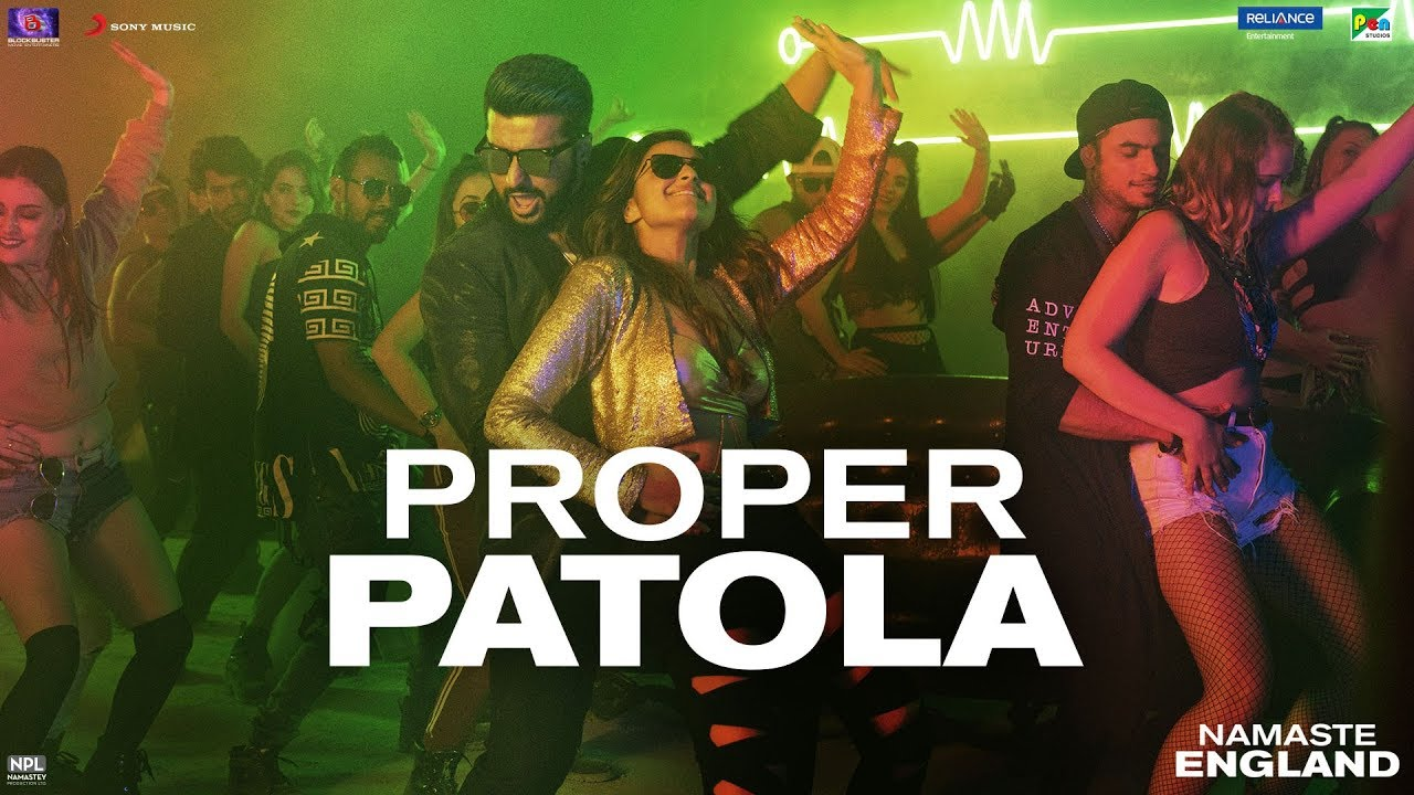 Dance to the tune of this season's anthem 'Proper Patola'