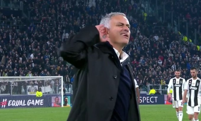 Insulted, 90 Minutes, Jose Mourinho, Manchester United, Old Trafford, NewsMobile, Mobile, News, Sports, Football