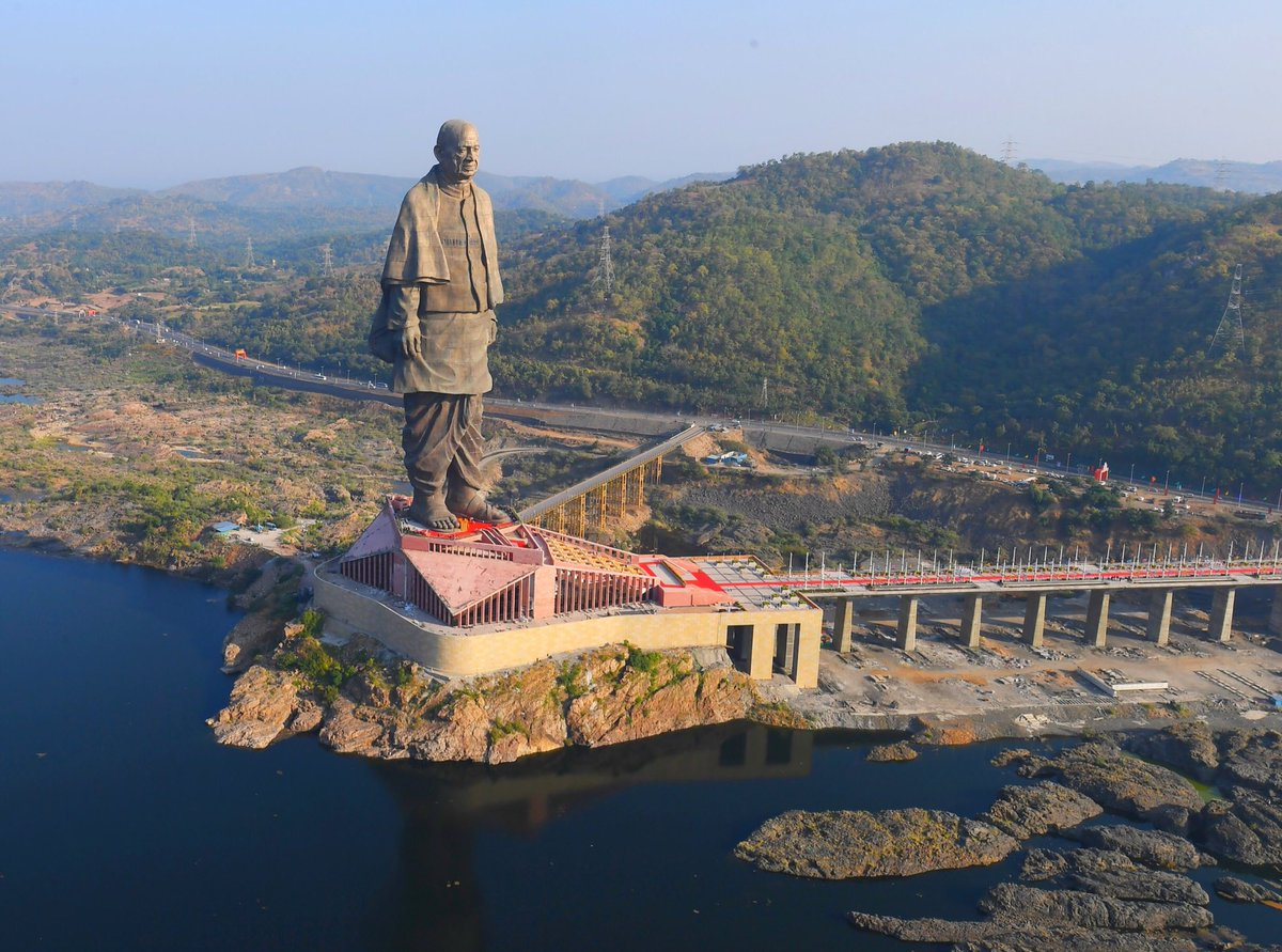 Railways, Special Train, Statue of Unity, Tallest Statue, Piyush Goyal, Ahemdabad, Gujarat, News Mobile, News Mobile India