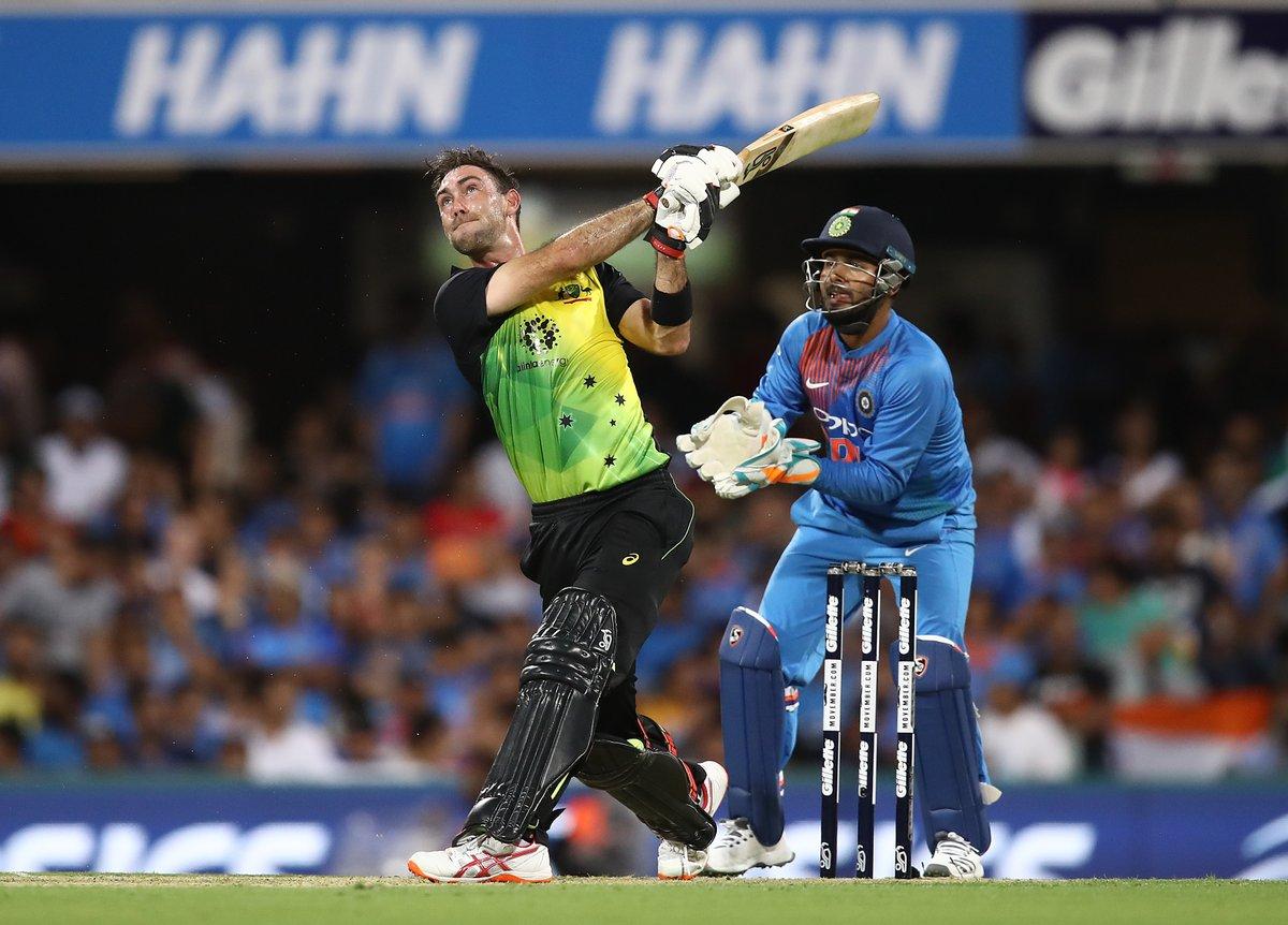 T20, Australia, India, Sports, Cricket, 17 overs, Maxwell, NewsMobile, Mobile, News, India