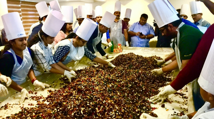 Cake Mixing events kick off in India ahead of Christmas: Plan a visit now